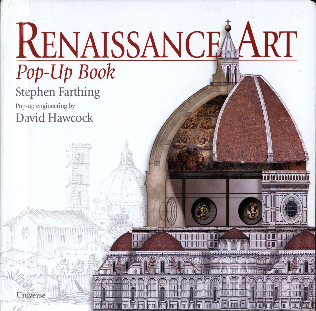 Renaissance Art Pop-Up Book по 1 630.00 руб от изд. Rizzoli US